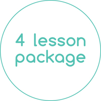4 Lesson Package