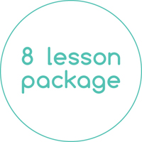 8 Lesson Package